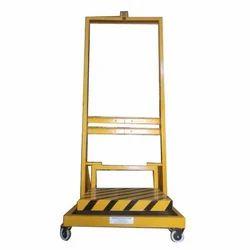 Mild Steel Manual Lifting Machine, Capacity: 1-2 ton