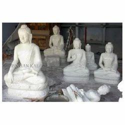 Marble Buddha Moorti