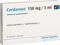 Cordarone 150 mg Injection