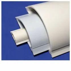 PVC Round Trunking