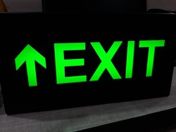 Theater LED Exit Signage
