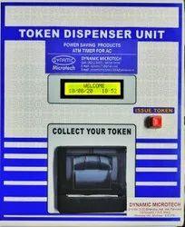 Hospital Token Dispenser