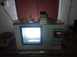 Kinematic Viscometer Temperature Bath