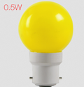 Havells Adore Led 0.5 W Yellow Coloured Bulb