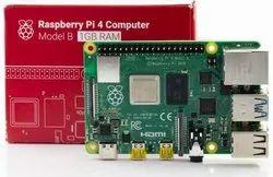 Element14 Raspberry Pi 4 Model 1GB, Processor: Broadcom BCM2711