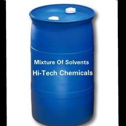 Mixture of Solvents