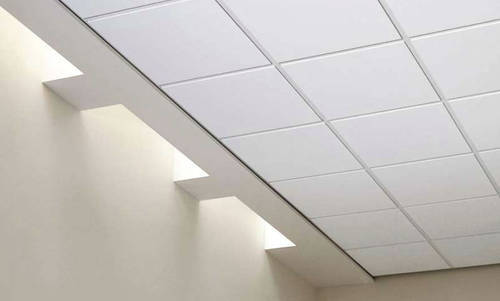Gypsum Plasterboard False Ceiling System