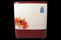 Capacity(kg): 6.5 Kg Semi-automatic Ossywud Oswm 6510 Washing Machine, Red