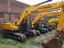 Pre-Owned Excavators