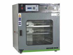 Vacuum Oven, Capacity: 100-500 Kg