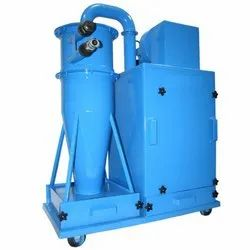 Centralised Dust Collector with Cyclone Separator