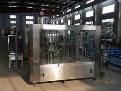 Rotary Monoblock Filling and Caping Machine