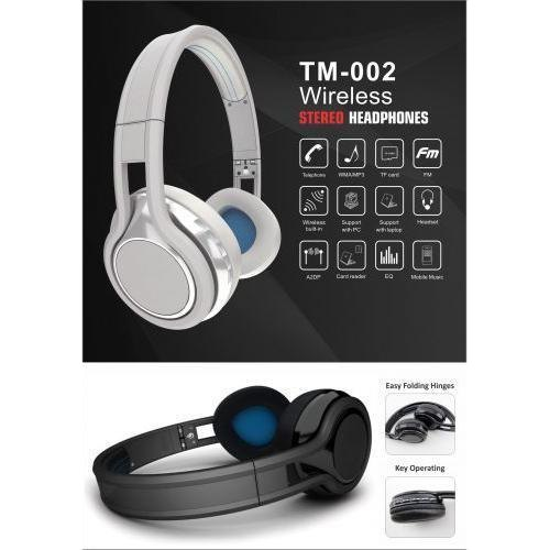 Tm 002 Wireless Stereo Headphone