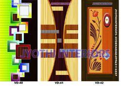 3d Lamination Doors