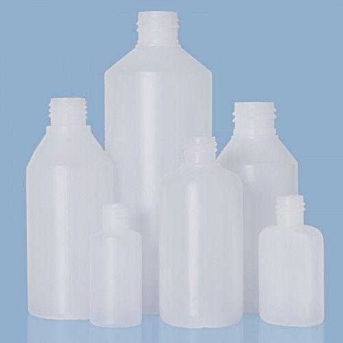 Round White HDPE Bottles, Star Plastics   ID: 4145079562