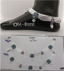 Round Fancy Payal