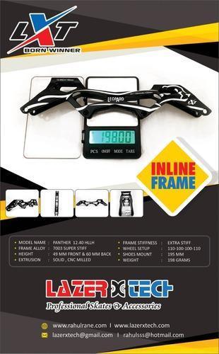 Inline Skate Frames - Inline Frame Manufacturer from Pune