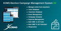 ECMS Election Campaign Management System