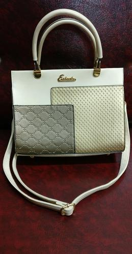 d6325be007 Plain Leather Esbeda Woman Handbags, Rs 1500 /piece, Vroom Motors ...
