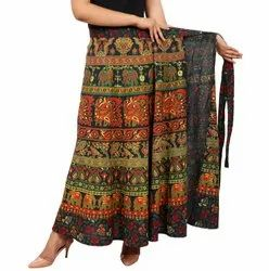 Tradition Printed Skirt