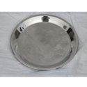 Round Stainless Steel Plate (Taat)