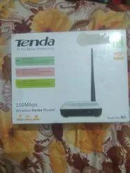 White Tenda 150mbps Wireless Home Router