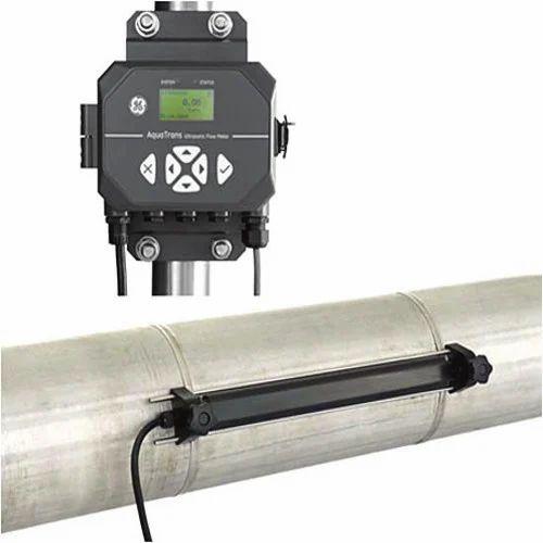 Panametrics Ultrasonic Flow Meter For Liquids