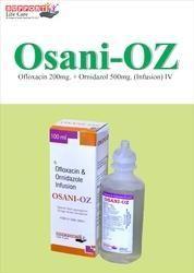Ofloxacin with Ornidzole  IV