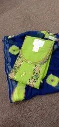 Khadi Cotton Dress Material