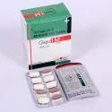 Glispo 1m Glimepiride 1 Mg Metformin 500 Mg (sr) Tablets For Clinical