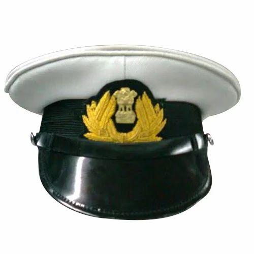 Navy Uniform Cap