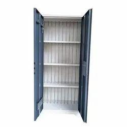 Steel Laboratory Furniture File Office Cupboard, No. Of Doors: 2 Door, No. Of Shelves: 4 Shelves