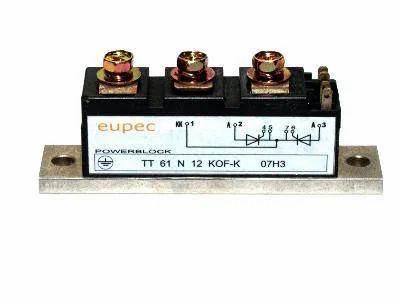 TT61N12KOF Thyristor Modules