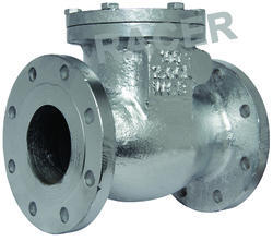Flanged End SS Check Valve