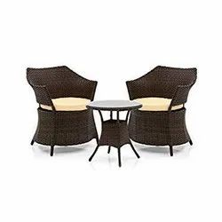 Universal Furniture Black Sofa Chair Sets with Table & Cushions