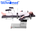 Hospital C- Arm Compatible Electric Operating Table
