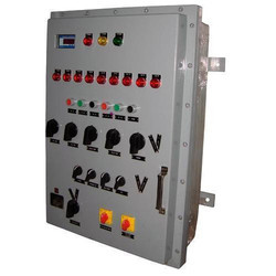 Three Phase Flameproof MCB Distribution Board, IP Rating: IP44