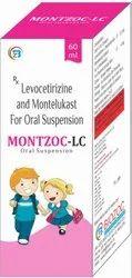 Levocetirizine Hcl & Montelukast Sodium Syrup