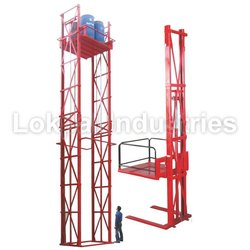 Single & Double Mast Goods Lift