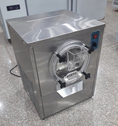 Hard Ice Cream Gelato Batch Freezer Machine