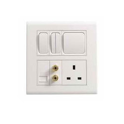 Legrand White Home Electrical Switch