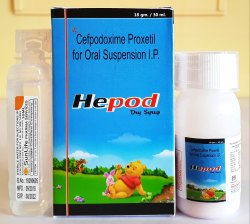 Hepod Dry Syrup