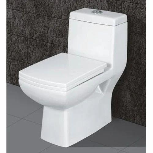 White One Piece Toilet Seat Rs 4500 Piece Impressive
