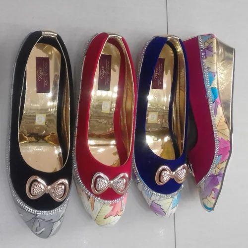 Piya Kids Fancy Belly Shoes, Rs 130