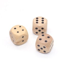 Imported Chinese Ludo Dice