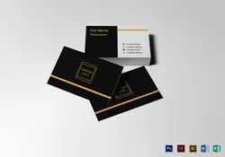 Foil Printing - Gold / Silver Foiling Business Cards