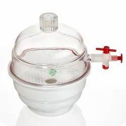 Rajas Desiccator (Vacuum) Polypropylene