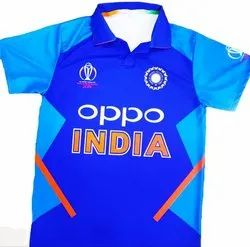 INDIAN TEAM CRICKET T-SHIRTS OF WORLD CUP 2019
