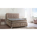 Wooden Double Bed, Size: 6 X 6 Feet