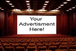 10 Sec - 30 Sec Offline Cinema Advertising